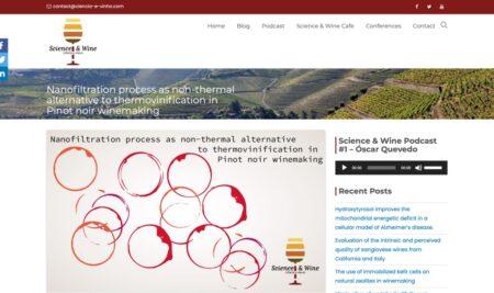 La nanofiltrazione: un'estrazione più efficace per uve come il Pinot Noir