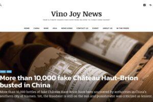 Vino Joy News Château Haut-Brion