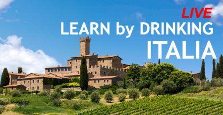 LEARN by DRINKING - ITALIA